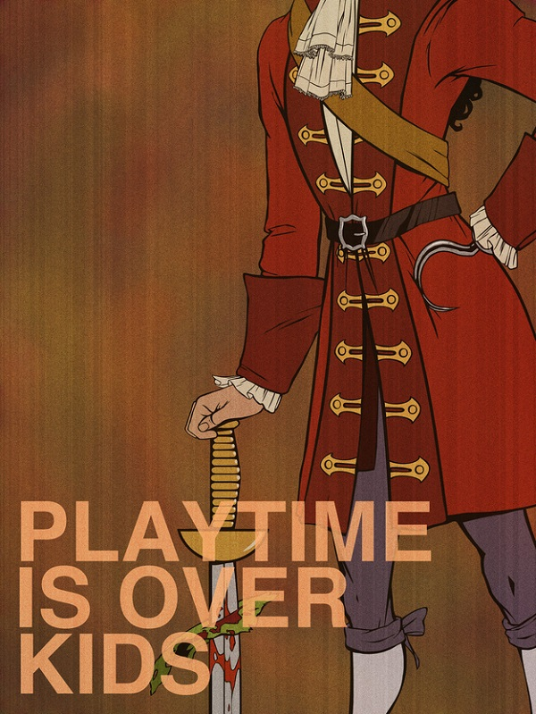 (4) Playtime is Over