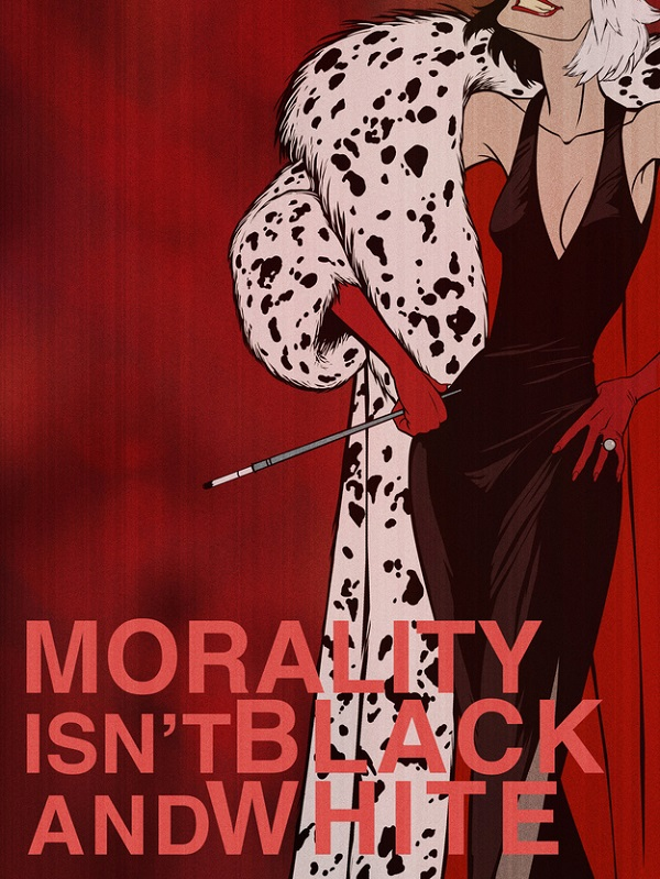 (5) Morality Isn't Black & White
